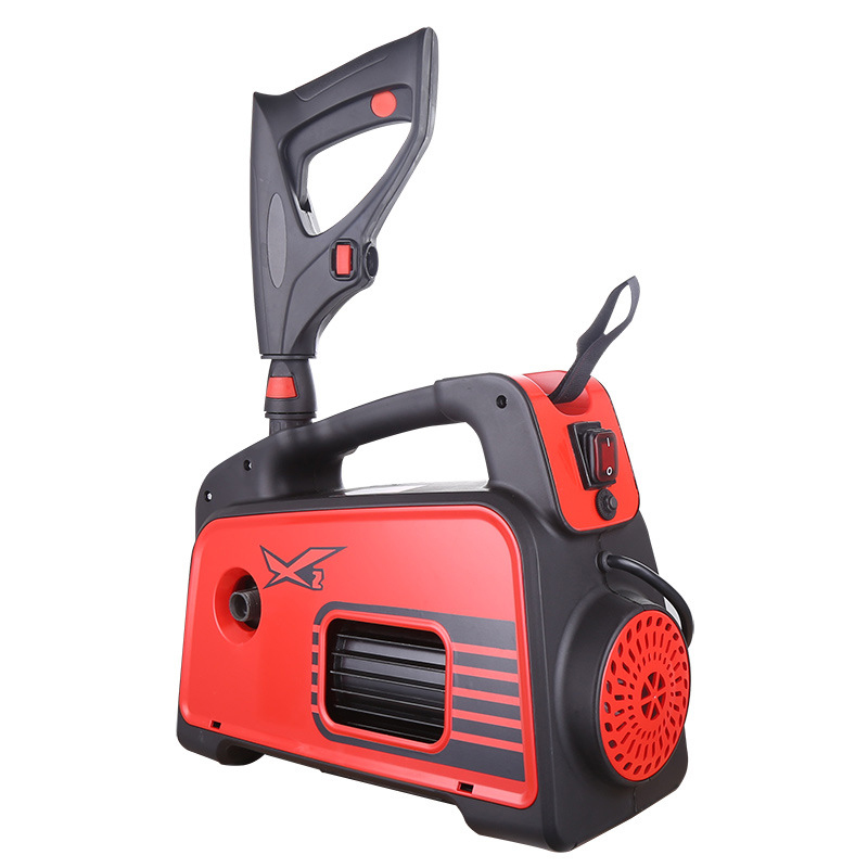 Fully Automatic High Pressure Washing Machine Household Fully Automatic Car Washer 220v Brush Car Durable Water Gun Car Washer