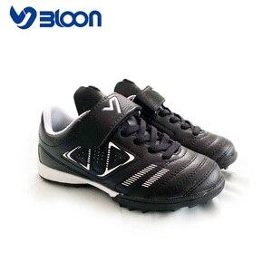 Image 4 - BLOON zapatos de fútbol para niños, calzado de fútbol para interiores, botas de fútbol deportivas, zapatillas de deporte para niñas y niños, sala de fútbol
