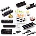Sushi Maker 12 Pieces Kit Plastic Sushi Set of Tools Kitchen Tools/Sushi Set/Sushi Mold/Rice Ball Cake Roll Mold