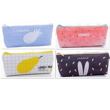 Women Summer Sweet Cosmetic Bag Girl Beauty Brush Pouch Toiletry Kit Small Purse Makeup Pouch Make Up Travel Organizer Bag цена в Москве и Питере