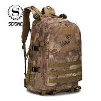 1000D Nylon 40L Zaino Per Le Donne Degli Uomini Camouflage Army Borse Mochila Militar Borse casual Borse Da Viaggio Impermeabile