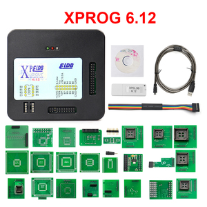 Image 3 - New XPROG V6.12 X PROG Box Xprog ECU Programmer Tool XProg ELDB V6.12 XPROG 6.12 XPROG M V6.12