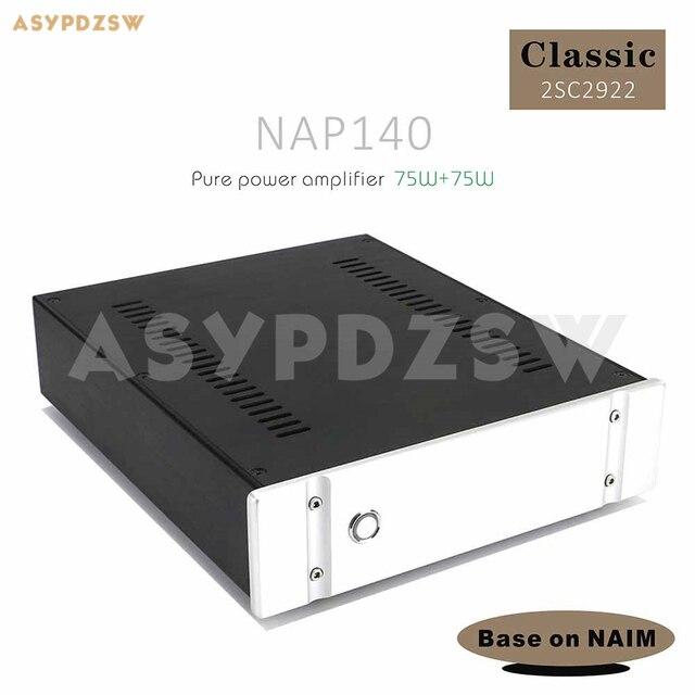 Усилитель NAIM NAP 140, усилитель мощности 75 Вт + 75 Вт