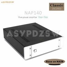 قاعدة مضخم صوت NAIM NAP 140 في المملكة المتحدة NAIM NAP140 مضخم طاقة 75 واط + 75 واط