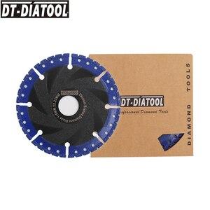 Image 3 - DT DIATOOL 真空ろうダイヤモンド解体鋸刃切断ディスク多目的救助ブレード用鉄鋼金属プラスチック