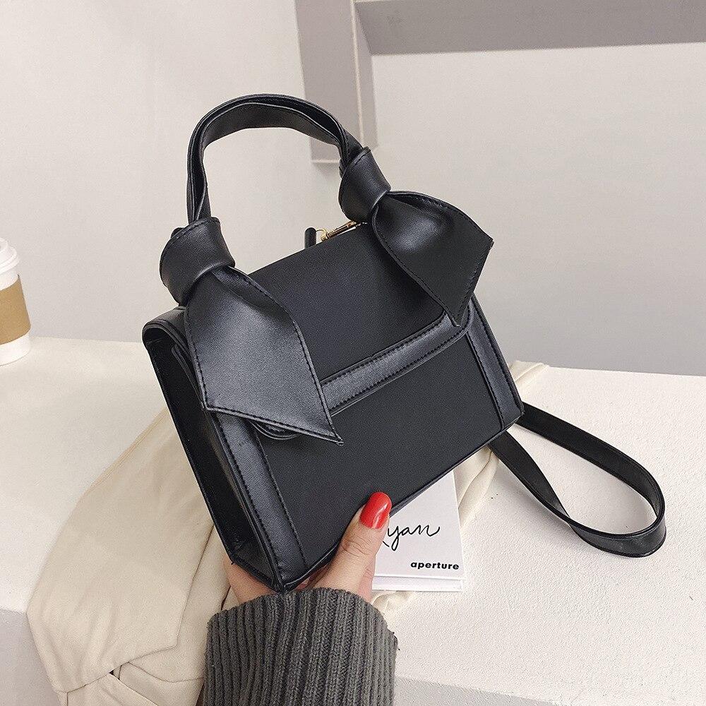 Осенне зимняя сумка женская модная красная сумка мессенджер универсальная сумка через плечо|Сумки с ручками|   | АлиЭкспресс