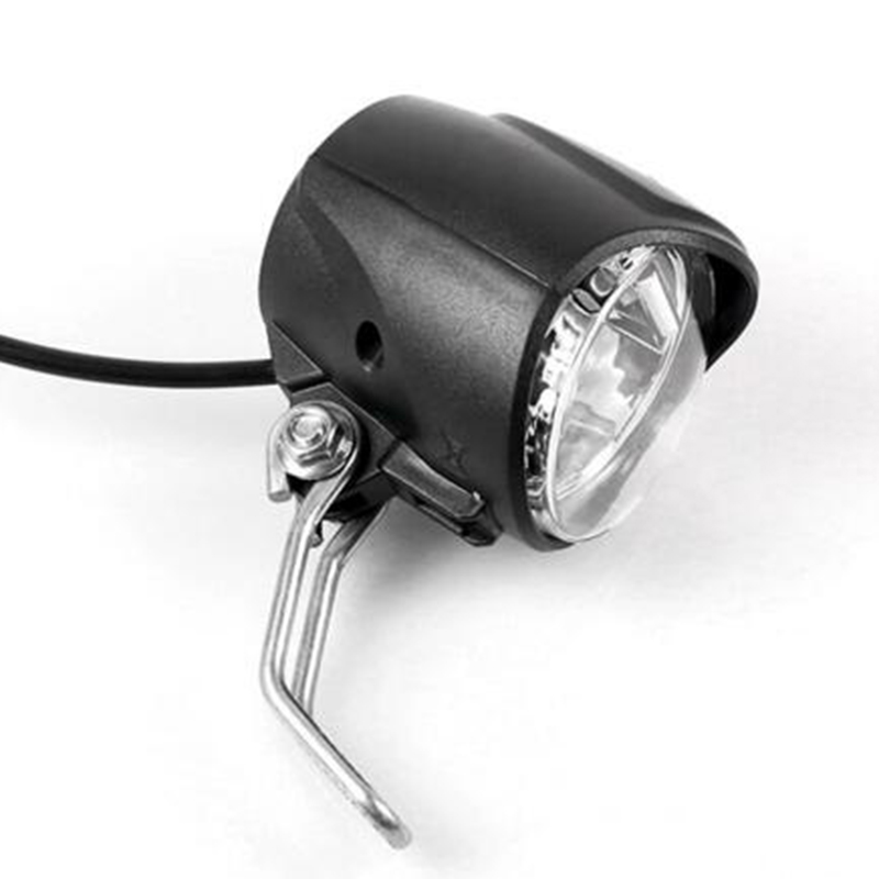 Bright Bicycle Headlight Mountain Bike LED Front Light Electric For Bafang Mid Drive Motor MTB Bicycle Accessories