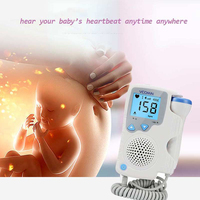2.0mhz  prenatal fetal doppler bab