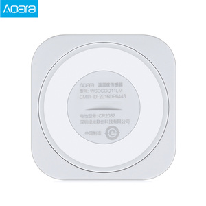 Image 3 - New Original Aqara Temperature Humidity Sensor Smart Home Device Air Pressure Work With Android IOS APP Fast Ship