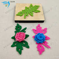 Plant leaves-S144 DIY new wooden mould cutting dies for scrapbooking Thickness/15.8mm