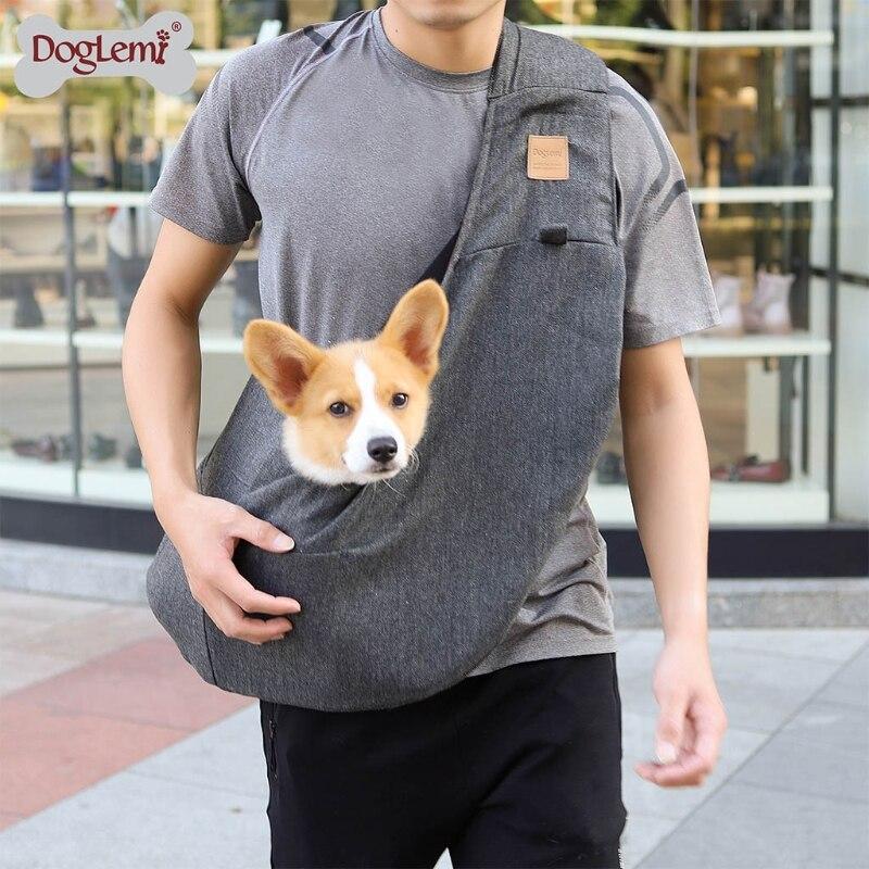 Купить сумка через плечо для перевозки домашних питомцев дорожная уличная