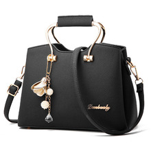 New Pu Leather Bags For Women Handbag Luxury Designer Brand Elegant Office Lady Large Capacity Zipper Female Shoulder Women Bags