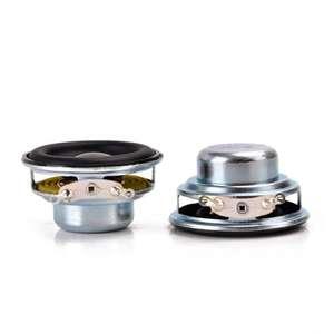 2pcs 40mm Mini Audio Speaker 16 Core 4Ohm 5W Full Range Waterproof Home Theater