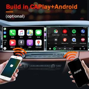 Image 3 - Snapdragon 안드로이드 10 자동차 라디오 GPS BMW 5 시리즈 E60 E61 E63 E64 E90 E91 자동차 오디오 네비게이션 자동 라디오 스테레오 no 2 din 2din