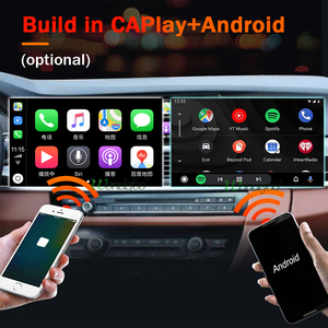 Image 3 - Snapdragon Android 10 Car Radio GPS for BMW 5 Series E60 E61 E63 E64 E90 E91 car audio Navigation autoradio stereo no 2 din 2din