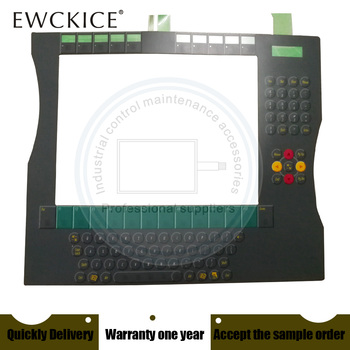 NEW CP7032-1056-0010 CP7032-1076-0010  CP7032 HMI PLC Membrane Switch keypad keyboard