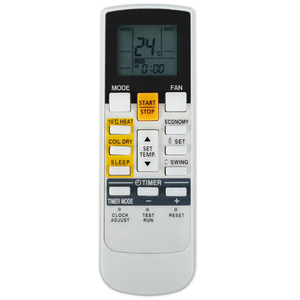 Image 1 - NEUE Ersatz AR RAE1E Für fujitsu Klimaanlage Fernbedienung fit AR RAE7E R410A ASYA07LGC ASYA09LGC ASYA12LGC