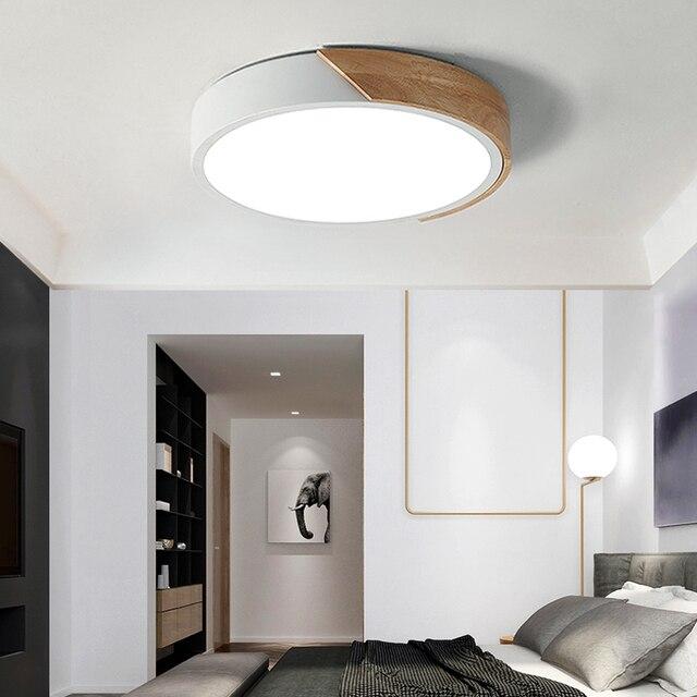Modern Bedroom Led Ceiling Light Room Lights Lighting Fixture Ultrathin Led Ceiling Lamp Lights For Living Room|Ceiling Lights|   -