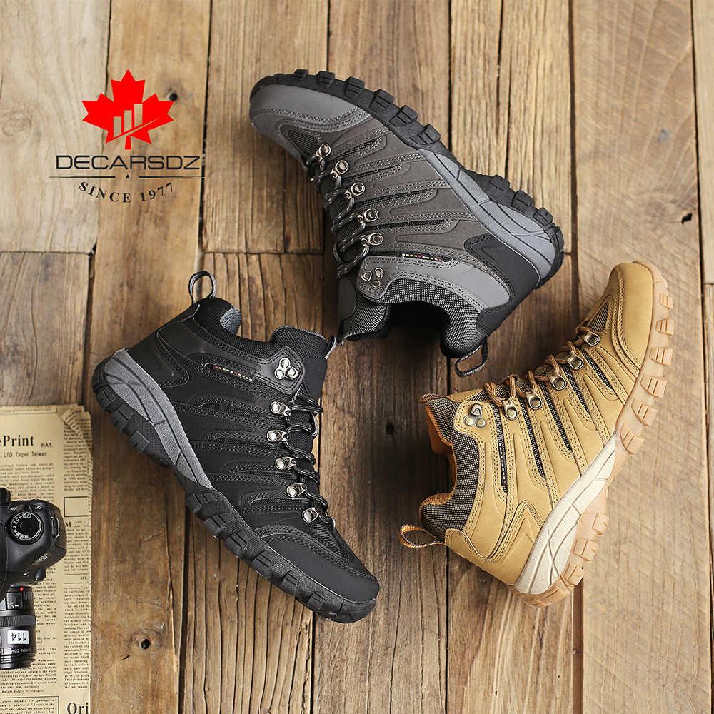 Erkek botları 2020 sonbahar ve kış motosiklet botları yeni moda temel önyükleme erkek dantel marka yarım çizmeler erkekler açık erkek ayakkabıları
