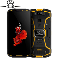 Conquista s12 pro 6 gb + 128 gb 8000 mah nfc ip68 impermeável à prova de choque telefone móvel 5.99