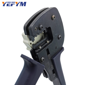 Image 5 - Aviation terminal crimping pliers tools Harting Hardin pin YE 166 heavy duty connector Automatic adjustment of crimp depth tools