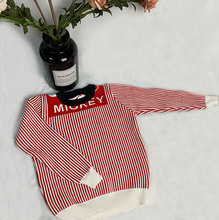 2019 Girls/Boys Sweaters Sweaters Autumn New Knitted Kids Clothing Girls Pullover Stripe Tops Cotton Sweater For Girl