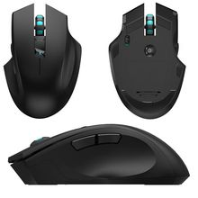 лучшая цена Rapoo MT550 / MT750 Computer Wireless Bluetooth 3.0/4.0 Compatible Multi-mode Game Mouse