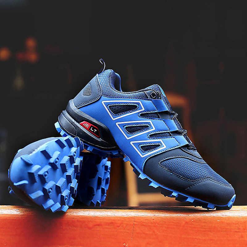 2019 yeni erkekler çapraz açık Joggers koşu ayakkabıları örgü yüksek kalite hızlı koşucu 3.0 Sneakers masaj seyahat eğitmenler
