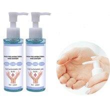 60 120ml Antibacterial Hand Sanitizer Gel Anti-Bacteria Mois