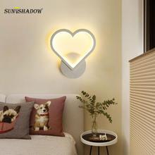 15 Вт современный светодиодный настенный светильник для помещений