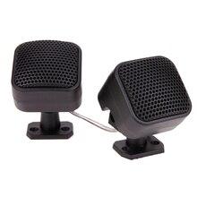 Car-Speaker Phone-Accessories Audio Music Stereo Loud Universal Mini 2pcs with Screws