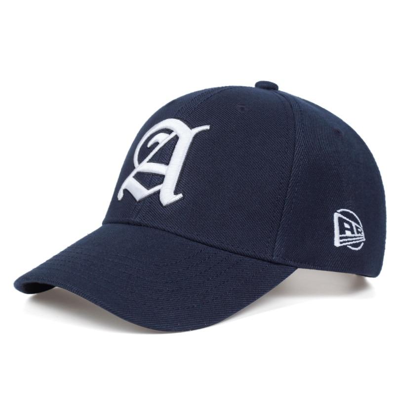 New Fashion Black Cap Man Luxury Brand Outdoor Sport Baseball Caps For Men Hat Baseball Hats Bone Masculino