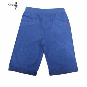 Dziecięce chłopięce letnie modne plażowe szorty chłopięce krótkie spodnie dziecięce niebieskie średnio wysoka talia bawełniane rekreacyjne i modne spodenki dziecięce tanie i dobre opinie OFCS COTTON Poliester Pasuje prawda na wymiar weź swój normalny rozmiar Chłopcy 2020 4 16 Na co dzień Elastyczny pas