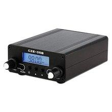LCD PLL Stereo FM Trasmettitore Radio Stazione di Trasmissione 76MHz-108MHz Casa Campus Amplificatore Dual Mode Spina di UE