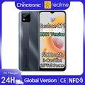Realme C11 2 Гб оперативной памяти, 32 Гб встроенной памяти, глобальная версия Android 10 Мобильный телефон 6,5