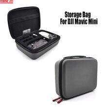 STARTRC Mavic Mini sac housse de transport imperméable sac de rangement Portable pour DJI Mavic Mini Drone accessoires dextension