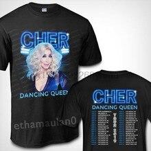 Cher Dancing Queen Tour t-shirt pour hommes, tailles S à 3XL, 2019