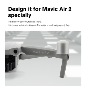 Image 3 - STMAKER غطاء واقي للمحرك Mavic Air 2 ، غطاء مقاوم للغبار ، ملحق للطائرة بدون طيار