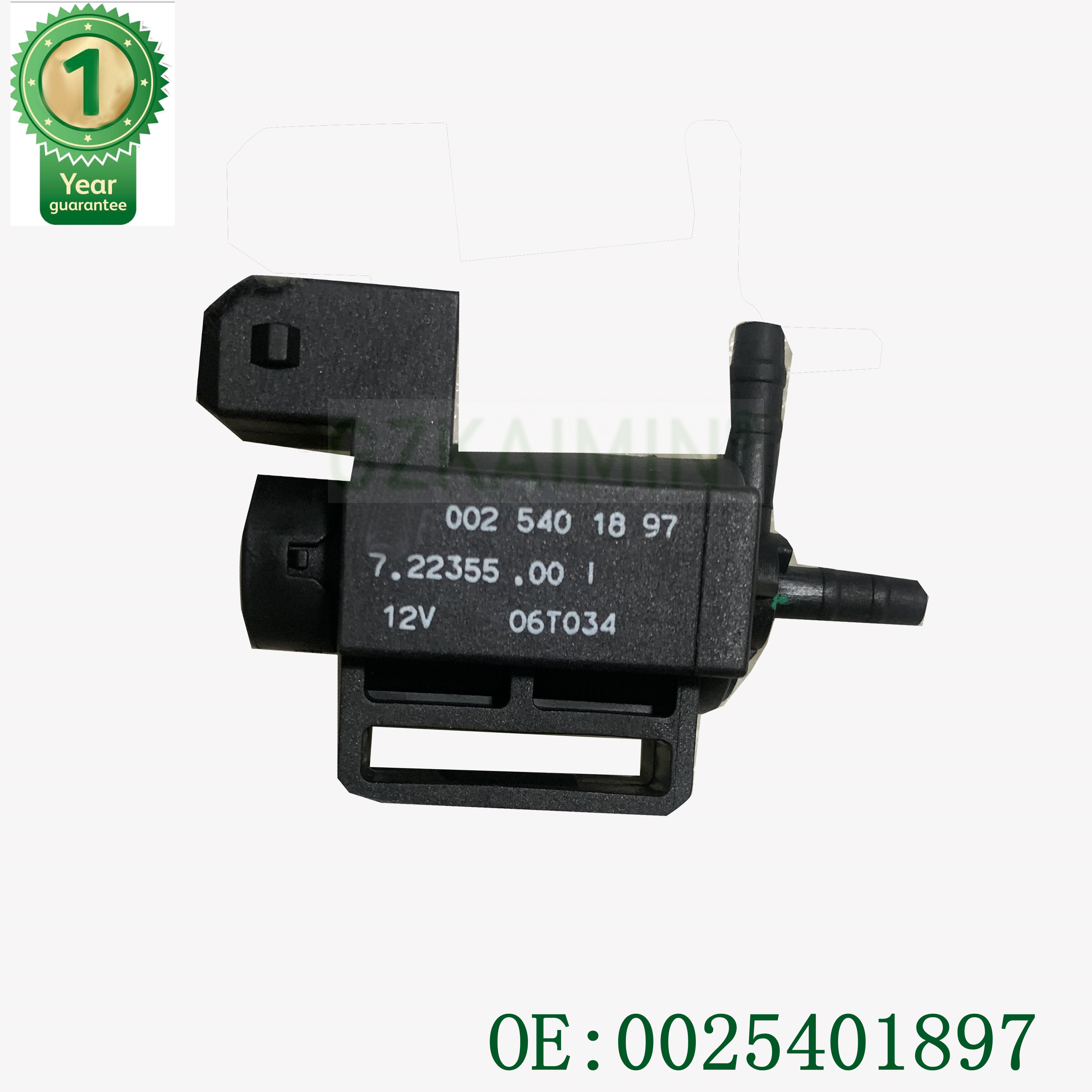 Auto <font><b>parts</b></font> genuine new EGR Vacuum Solenoid Valve OEM 0025401897 0035401897 722355010 FOR BENZ E320 <font><b>W210</b></font> image