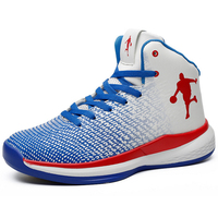 TaoBo New High top Men Basketball Shoes Classic Sports Man Sneakers Trainer Big Plus Size 36 47 Men Chaussures De Basket Shoes|Basketball Shoes| |  -