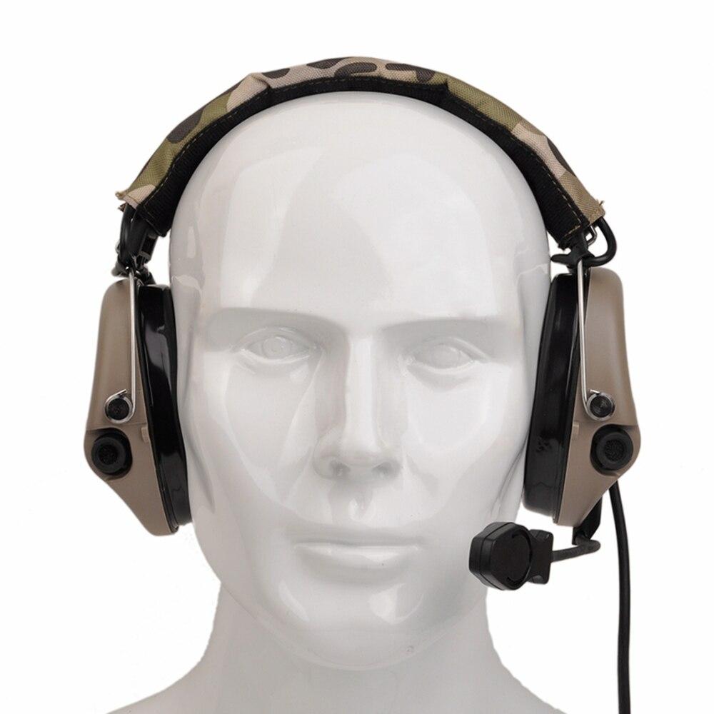 Caça fone de ouvido anti-ruído sordin fones