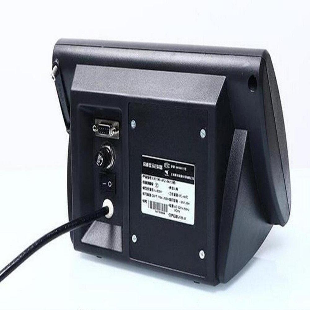 XK3190-A12+E LED Display English panel Weight Indicator no battery load meter controller XK3190-A12E Xk3190 A12+E