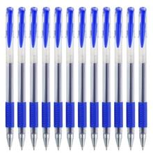 10pc Blue 0.5 Precision bullets don't fade for long European Standard Gel Pens