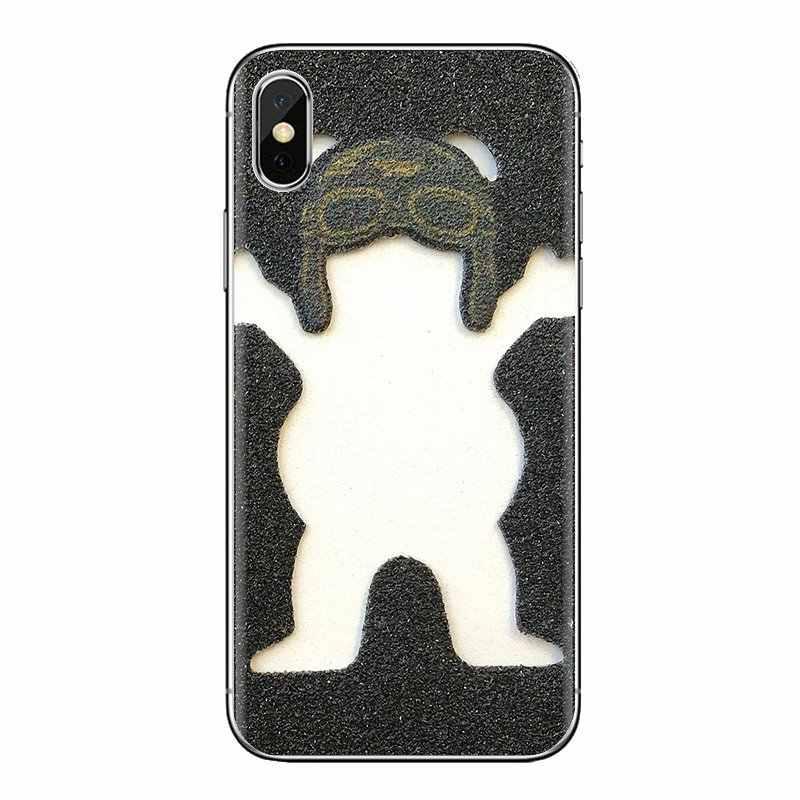 โทรศัพท์มือถือกรณีสำหรับ LG Spirit Motorola Moto X4 E4 E5 G5 G5S G6 Z Z2 Z3 G2 G3 C play Plus Mini GRIZZLY GRIP Diamond Supply Logo