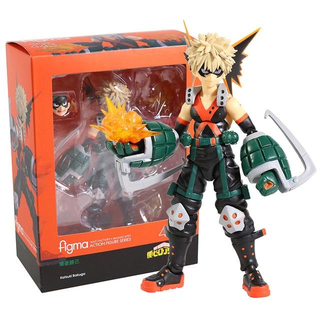 My Hero Academia Katsuki Bakugo Figma 443 PVC Action Figure Collectible Model Toy 1