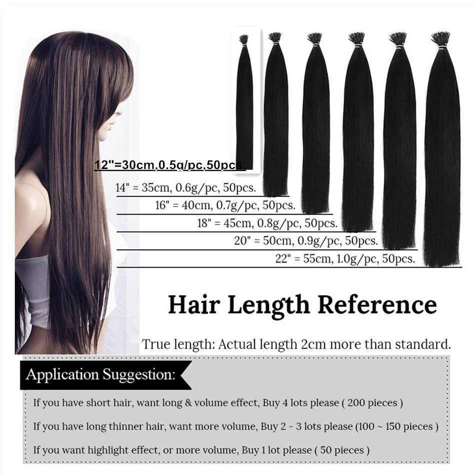 """MRS HAIR Nano przedłużanie włosów 12 """"maszyna Remy mikro pierścień Nano koralik włosów Pre Bonded Micro Link przedłużanie włosów 50 sztuk 100 sztuk"""