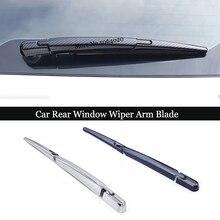 Abs Auto Ruitenwisser Arm Blade Cover Trim Auto Styling Voor Nissan X Trail T32 Rogue Qashqai J11 2014 2019 Accessoires 3Pcs