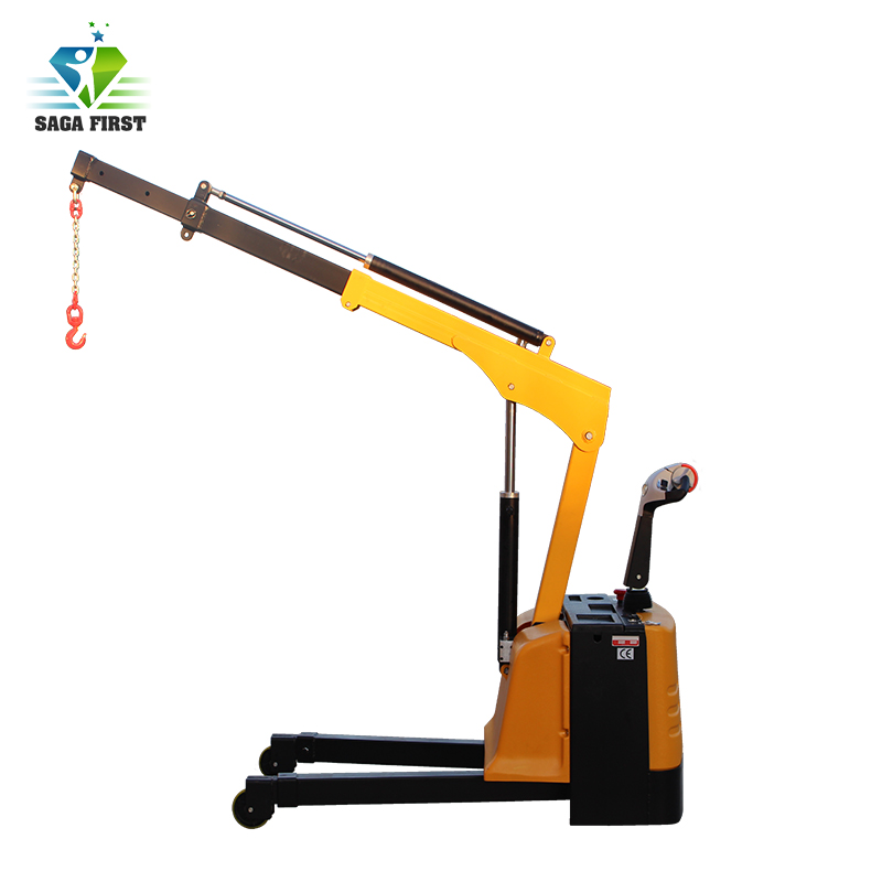 Full Electric Automatic Crane Cargo Lifter