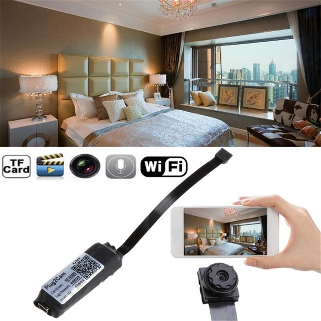 CARPRIE WIFI IP intérieur sans fil caméscope famille sécurité Mini caméra DVR numérique caméscope Actie Kleine caméra vidéo DV Portable