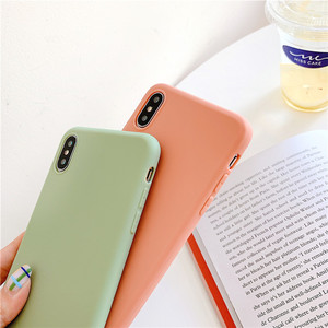 Image 5 - COOLY Candy Color Case For Huawei Honor 8X 8A 8C 7X 9 i 10i V20 Back Cover on Honor 10 Lite 20 Pro Soft TPU Silicone Phone Coque
